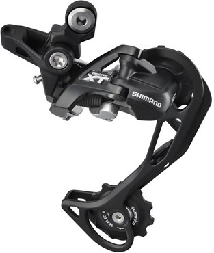 Shimano RD-M781 XT 10 Speed Shadow Design Rear Derailleur SGS Top Normal