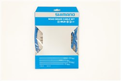 Shimano Road Brake Cable Set With PTFE Coated Inner Wire