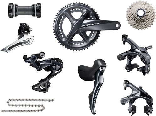 Shimano Ultegra R8000/105 22-Speed Groupset | Geargrupper