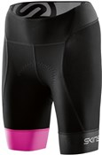 Skins Cycle DNAmic Womens 1/2 Length Compression Tights
