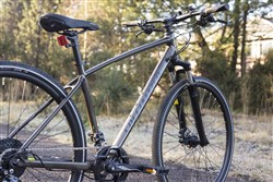 Specialized Crosstrail Sport 700c 2017 Rear