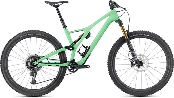 Specialized S-Works Stumpjumper 29er Mountain Bike 2019 - Full Suspension MTB