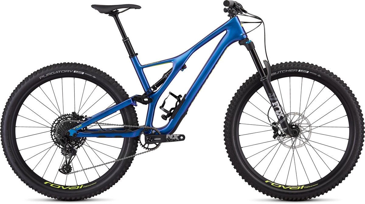 Specialized Stumpjumper FSR Comp Carbon 29er
