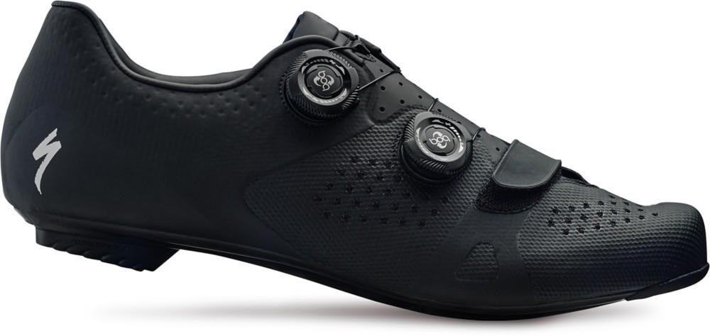 Specialized Torch 3.0 Road Shoe - Black | Shoes and overlays