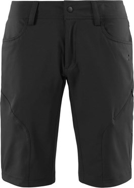 Square Active Womens Baggy Shorts with Liner