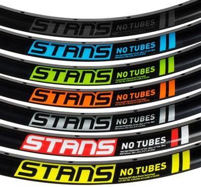 Stans NoTubes Flow MK3 Decals