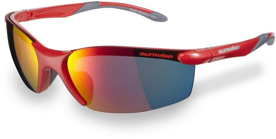 Sunwise Breakout Cycling Glasses | Briller
