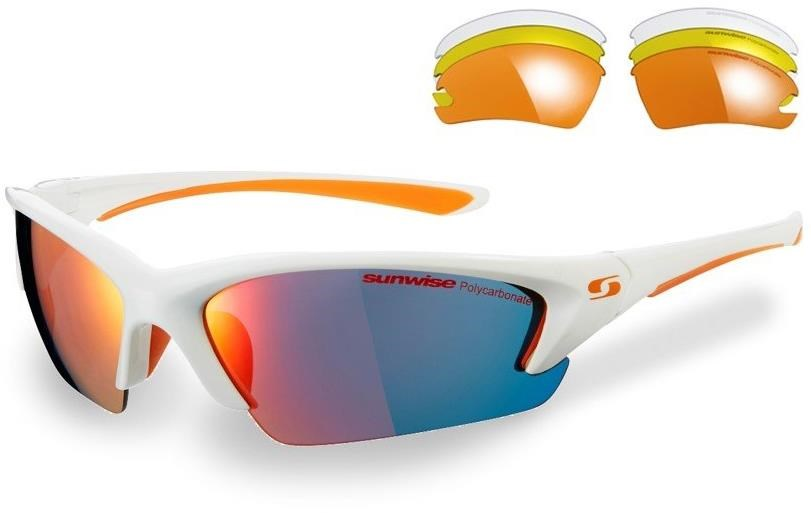 Sunwise Equinox Cycling Glasses | Briller