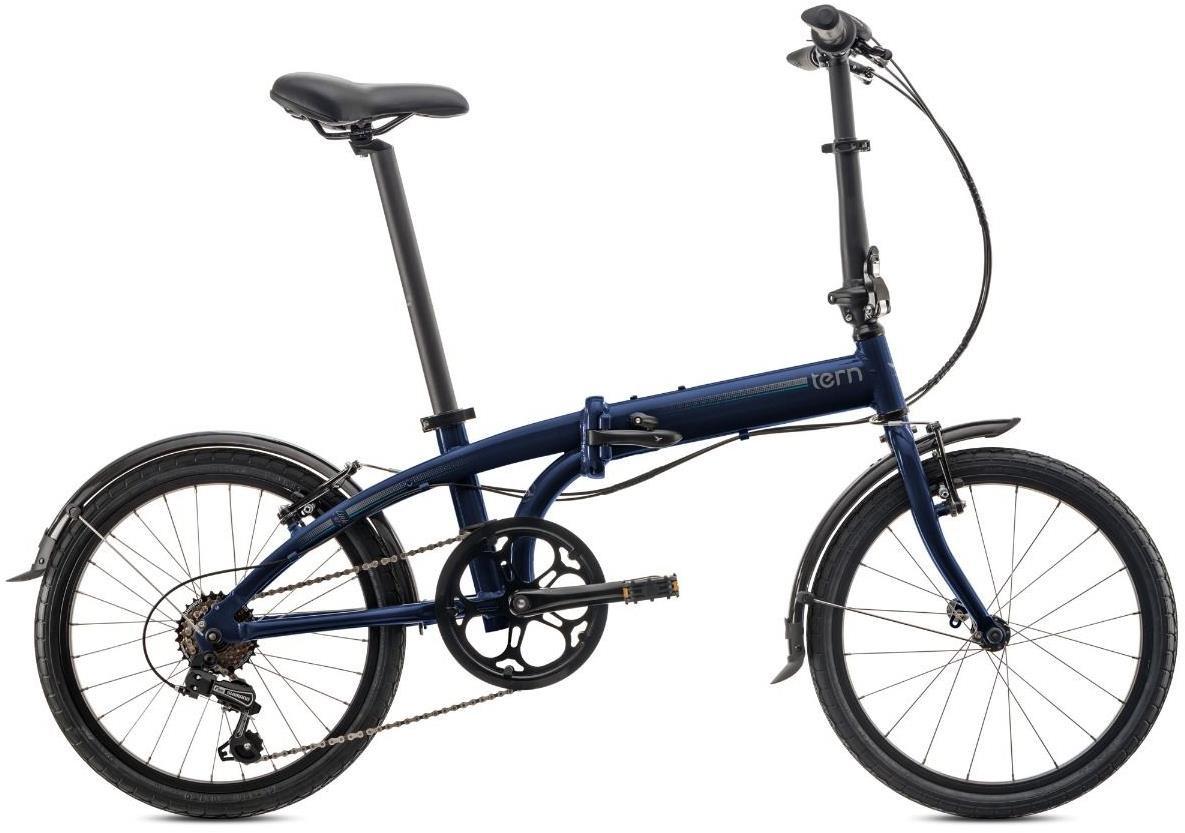 Tern Link B7 2019 - Folding Bike | Foldecykler
