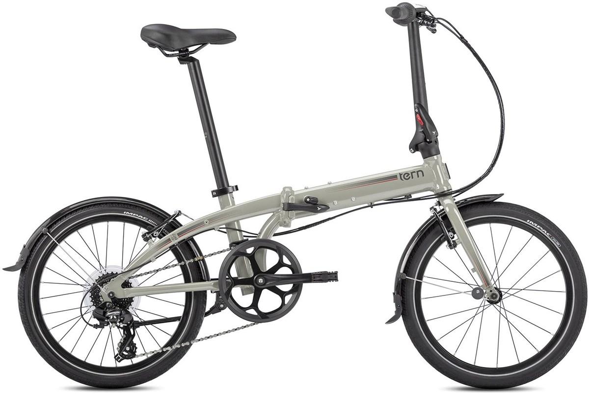 Tern Link C8 2019 - Folding Bike | Foldecykler