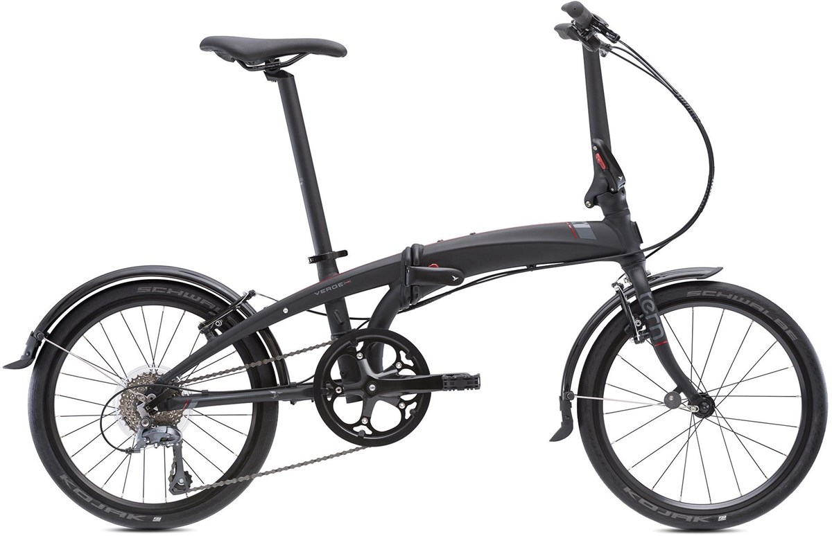 Tern Verge N8 2019 - Folding Bike | Foldecykler