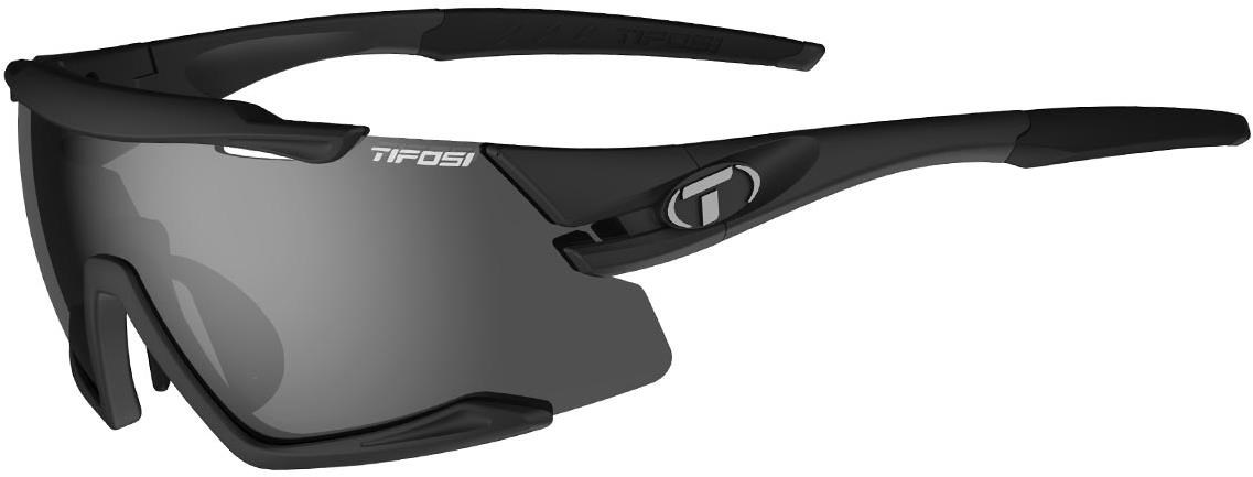 Tifosi Eyewear Aethon Cycling Glasses with 3 Interchangeable Lens | Glasses