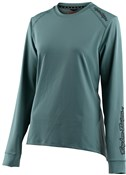 Troy Lee Designs Lilium Womens Long Sleeve Cycling Jersey
