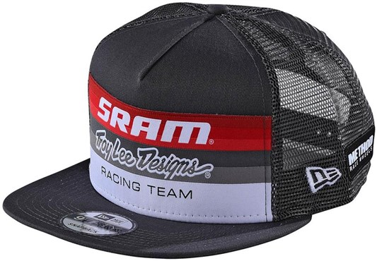 Troy Lee Designs Sram TLD Racing Block Snapback Hat