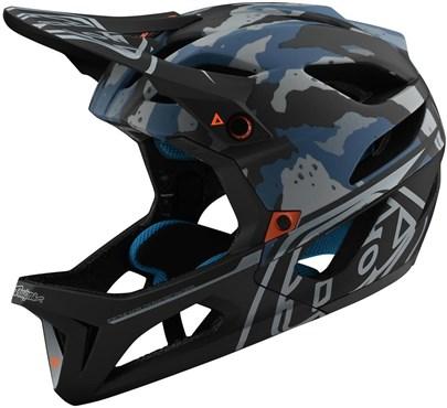 Troy Lee Designs Stage Full Face Enduro / MTB Cycling Helmet