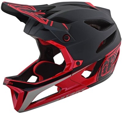 Troy Lee Designs Stage MIPS Full Face MTB Helmet | Hjelme