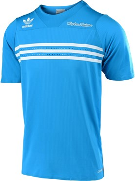 7be2cefb4 Troy Lee Designs Ultra Short Sleeve Jersey - LTD Adidas Team