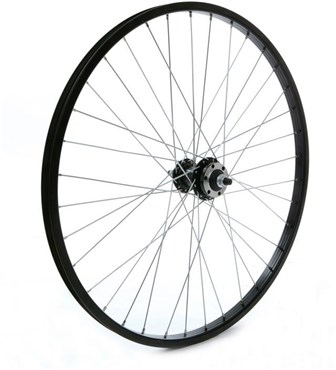 "Tru-Build 24x1.75"" Junior Rear Disc Wheel"