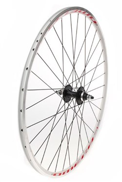 Tru-Build 700c Front Track Wheel Mach1 Omega Rim 32H