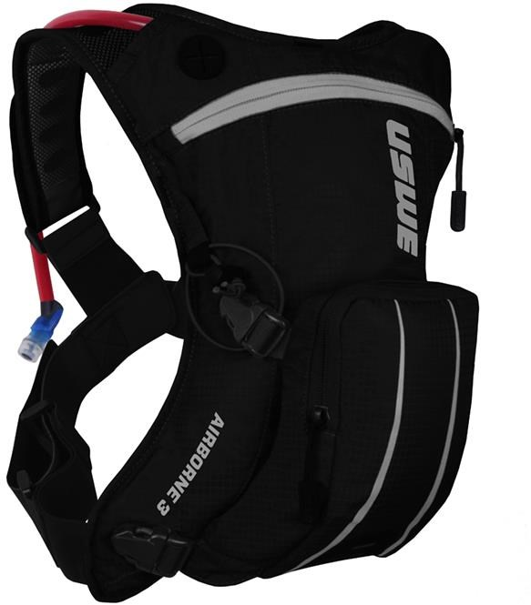 USWE Airborne 3 Hydration Pack With Bladder | Drikkesystemer