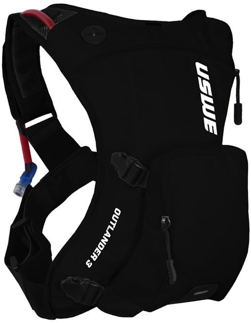 USWE Outlander 3 Hydration Pack With Bladder | Drikkesystemer