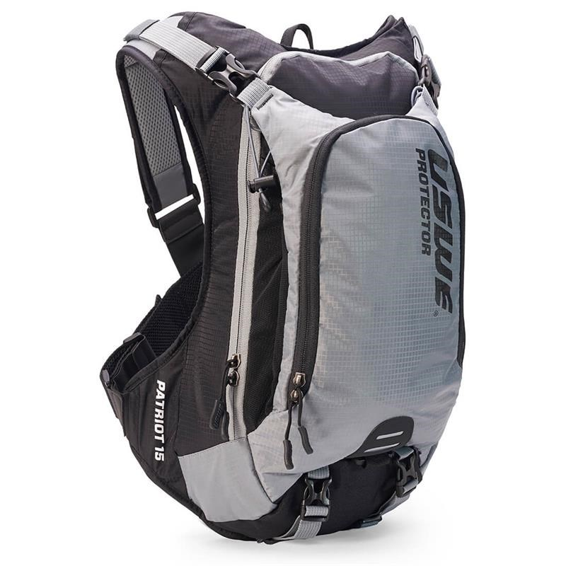 USWE Patriot 15 Hydration Ready Backpack | Drikkesystemer