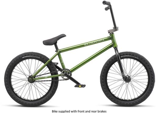 WeThePeople Crysis 2019 - BMX Bike | BMX-cykler