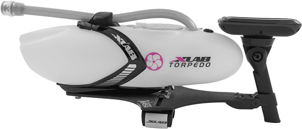 XLAB Torpedo Versa 200 Alloy Bottle and Cage