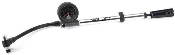 xlc - Highair Pro Shock Pump with Gauge PU-H03