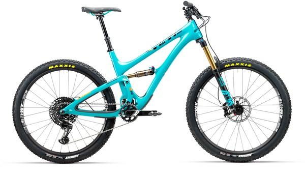 "Yeti SB5 T-Series X01 Eagle 27.5"" Mountain Bike 2018 - Trail Full Suspension MTB"