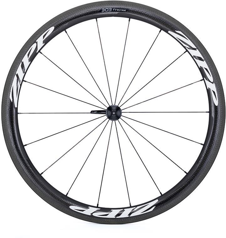 Zipp 303 Firecrest Carbon Clincher Rim Brake 18/24 Spoke Road Wheel 2019 | Wheelset