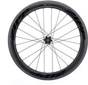 Zipp 404 Firecrest Carbon Clincher Rim Brake 18/24 Spoke Road Wheel 2019