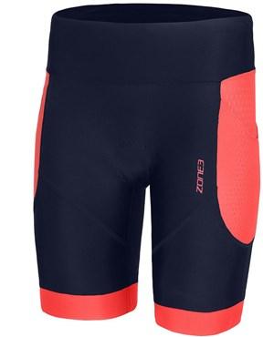 Zone3 Aquaflo Plus Womens Tri Shorts